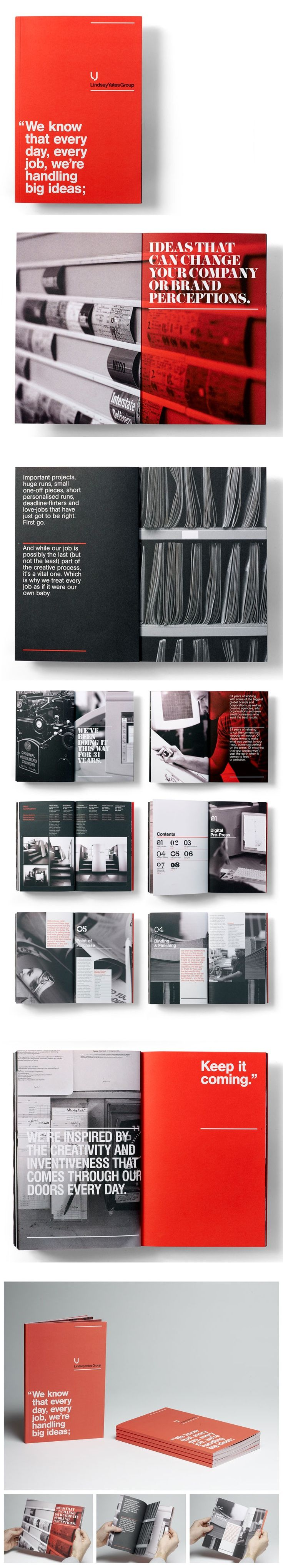 transparent colour wash over photography, emphasis on text, text on photography, contents page: