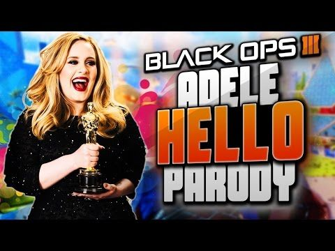 http://callofdutyforever.com/call-of-duty-gameplay/black-ops-3-adele-hello-parody-music-video/ - BLACK OPS 3: ADELE - HELLO (PARODY MUSIC VIDEO)  Official Call of Duty Black Ops 3 Parody Music Video of Adele – Hello COD BO3 Gameplay Funny Spoof Song – Drop a LIKE if you enjoyed this music video! ►Video Creator: https://www.youtube.com/user/JamesAdams7123 Vocals: https://www.youtube.com/channel/UCnM_Dh_3p-m3M-1tF0E9Cjw –...