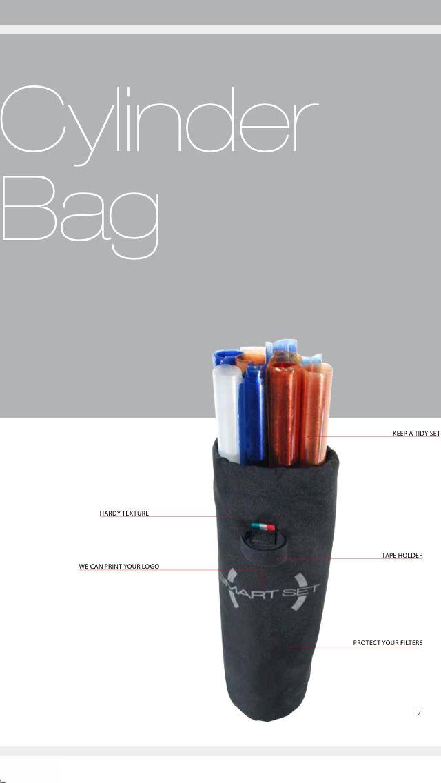 CilinderBag of SmartSet line