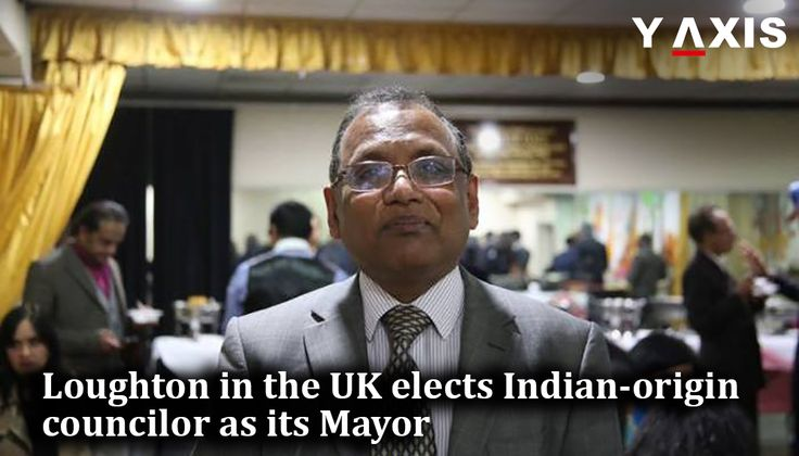 He had been officiating as the Deputy Mayor of the town for last 12 months and will be succeeding Carol Davis the outgoing Mayor. #LoughtonTown #UK #PhilipAbraham #YAxis #YAxisImmigration