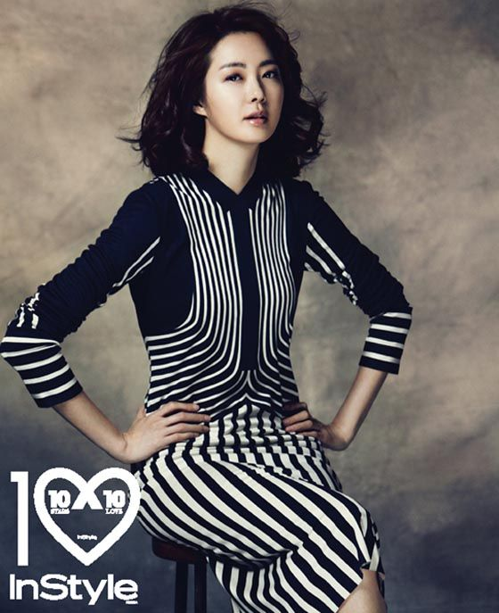 The ladies of InStyle's tenth anniversary issue » Dramabeans » Deconstructing korean dramas and kpop culture
