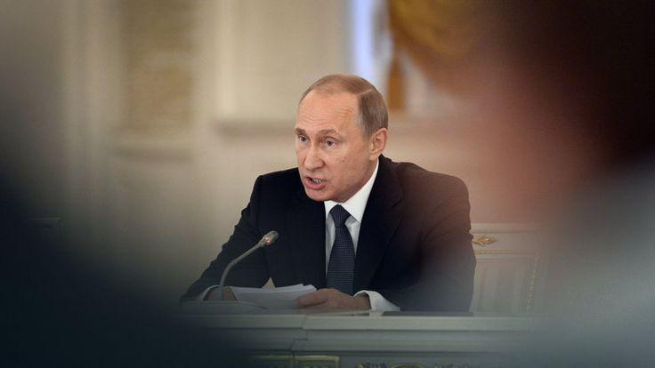 Władimir Putin: Rosja mogłaby już zażądać od Ukrainy spłaty długu #Ukraina #kryzys
