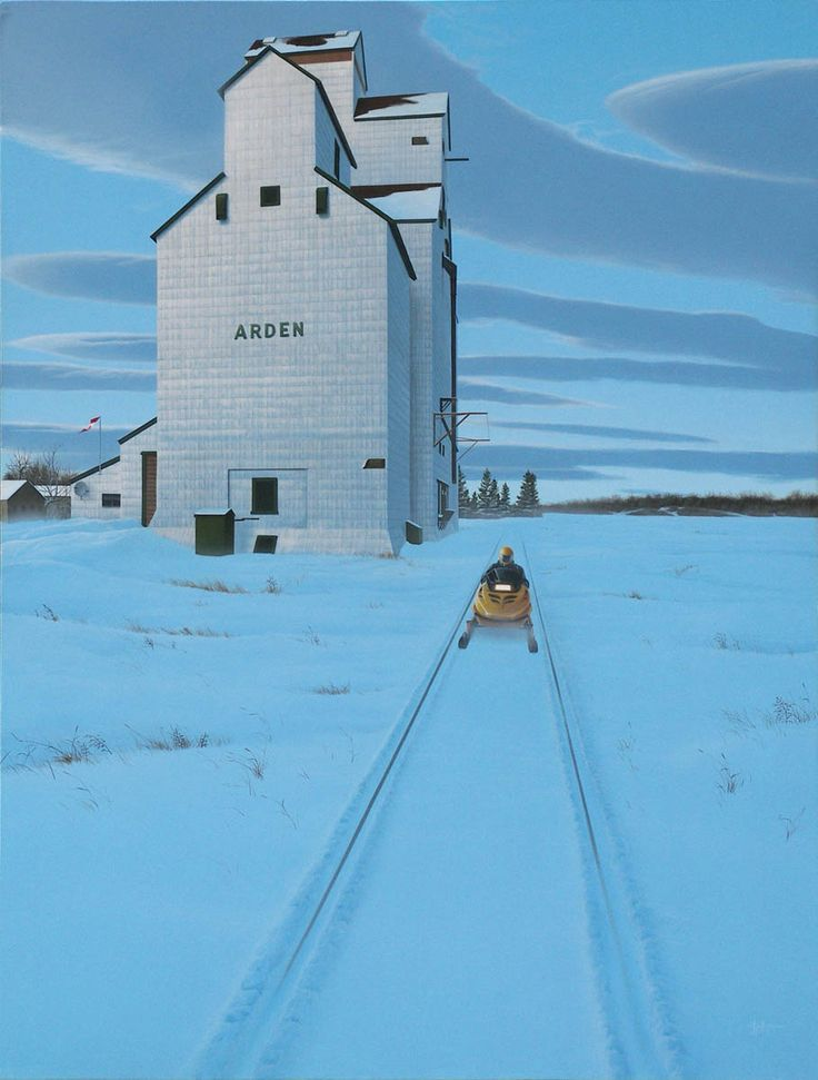 'Arden - Endurance', 2008, acrylic, by Christopher Walker at Mayberry Fine Art