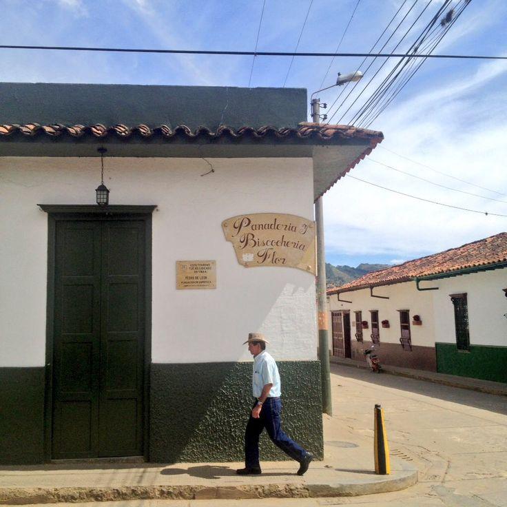 Pueblos con encanto, Casonas coloniales adjudicadas en 1744. Santander, Colombia.