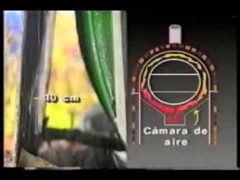 Construcción de Horno de Tambores (Video + documentación) - Visita el tema en el Foro: http://www.hechoxnosotrosmismos.com/t849-construccion-de-horno-de-tambores-video-documentacion/ - Aparte hay mucho más para aprender, busca lo que estés necesitando.