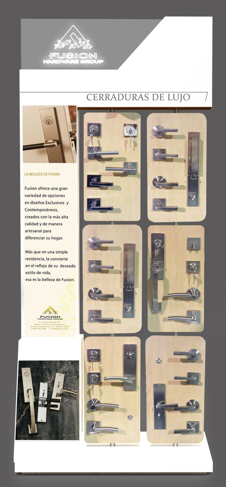 FUSION HARDWARE DISPLAY 2014 www.lumnivision.com #DISPLAY #POP #SONY #NACHO_CASTILLO #fusion #MONTERREY #DESIGN #electrical #retail_design #industrial_design #MX #CocaCola #Display #P.O.P. #pointofpurchase #POPDisplay #Mexico #MXdesign #RodrigoOlvera #RO_OLVERA #hielera #hieleras glorificador #exhibidores #cajas de luz #puntodeventa #lumnivision #fusionhardware #fusionlocks #allegion #allegiondisplay #ingersollrand #ingersoll_rand