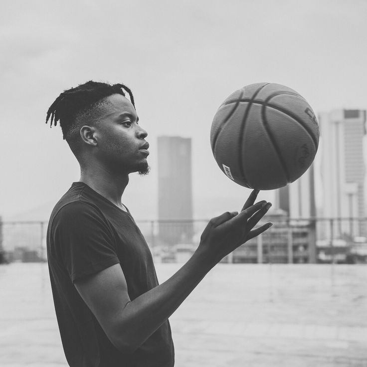 Playing Ball || Deep in the city