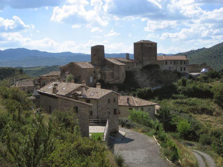 Arrés, Huesca, Camino Aragonés