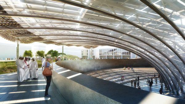 Dubai Expo 2020 Sustainability Pavilion | Grimshaw Architects - Arch2O.com