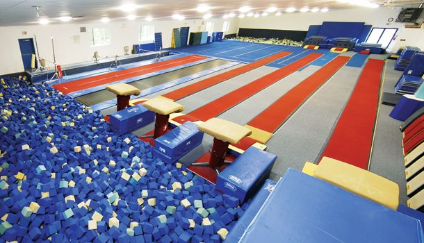 igc gymnastics | International Gymnastics Camp - IGC