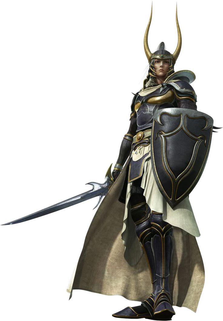 Dissidia, Final Fantasy Concept Art
