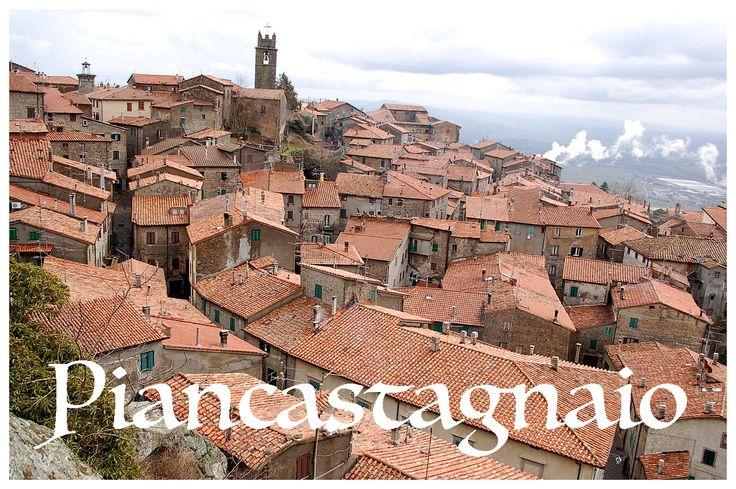 Piancastagnaio, provincia di #Siena, la pasta fresca Poggiolini è distribuita da: - Alimentari Maccari Osvaldo, via Collemaggio, 5