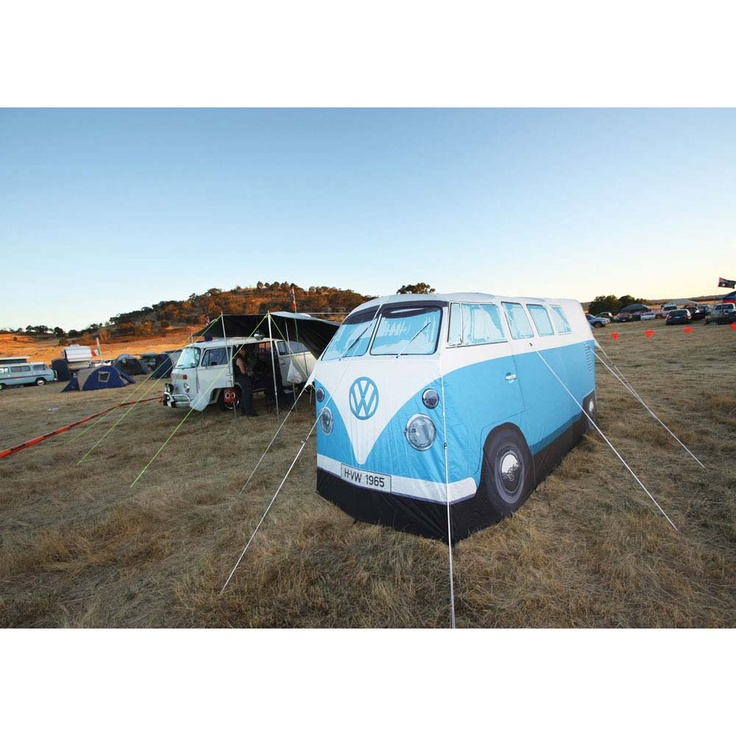 OMG Vw Camper Tent - General Pants Co.