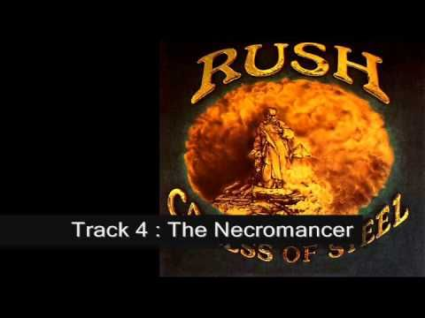 Rush - Caress of Steel (1975) full album (best format - track listing) - YouTube