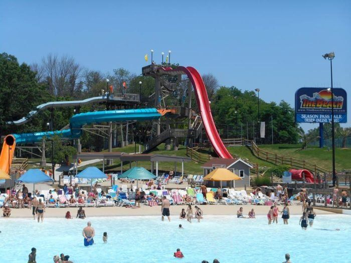 14 Epic Waterparks In Ohio To Take Your Summer To A Whole New Level Water Park Rides Water Park Indoor Waterpark