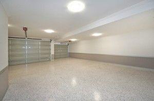 Epoxy Paint (Garage Floor)