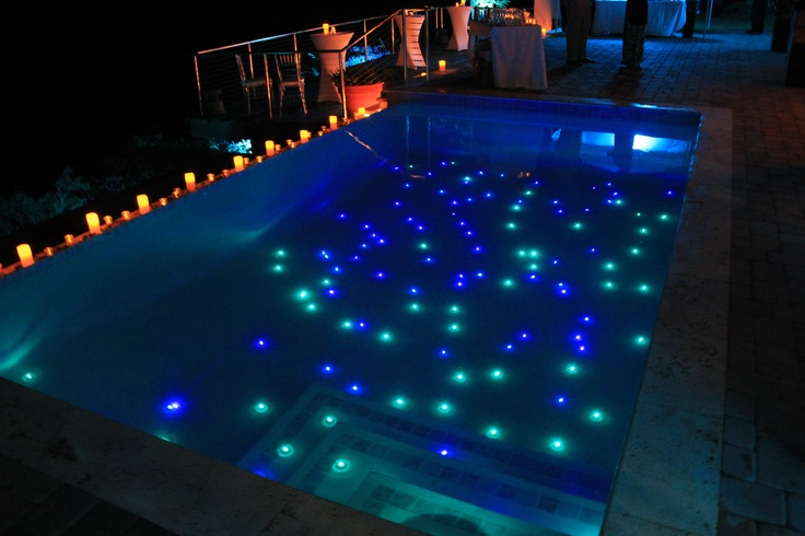 25 Best Ideas About Glow Pool Parties On Pinterest