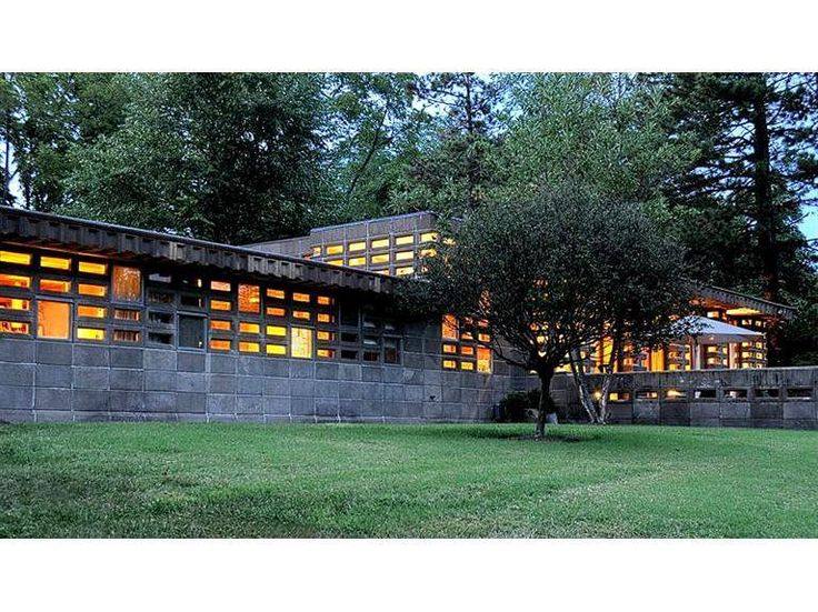 Frank Lloyd Wright House For Sale In Ohio Look At These Photos It Is