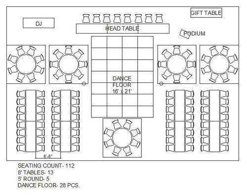 25+ cute Reception table layout ideas on Pinterest