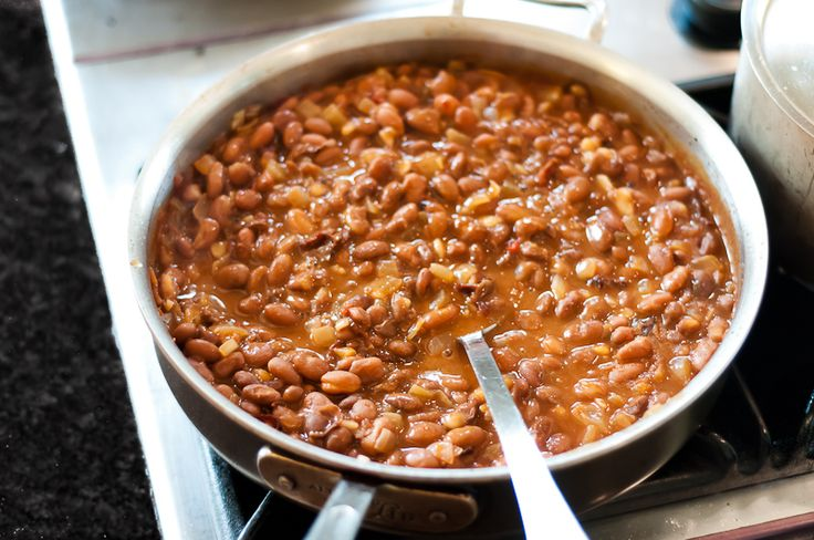 Vegetarian Frijoles Charros - Mexican Cowboy Beans with Smoked Onion - Recipe | Herbivoracious - Vegetarian Recipe Blog - Easy Vegetarian Recipes, Vegetarian Cookbook, Kosher Recipes, Meatless Recipes