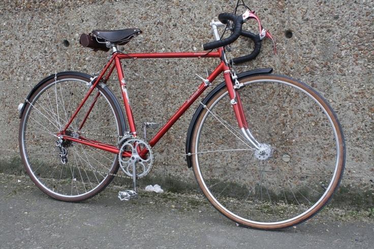 1962 Raleigh gran sport Vintage Bicycle Pinterest Sports