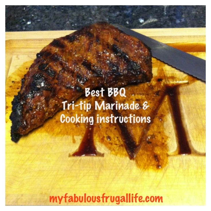 There is nothing better than barbecued tri-tip!  My husband and I grill year round on our Weber gas grill and our Weber charcoal grill.  We've found from years of barbecuing experience the perfect ...