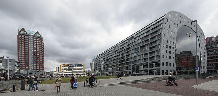 Image result for markt halle rotterdam