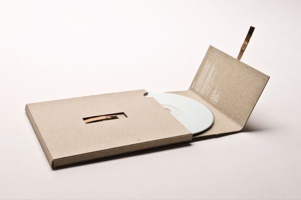 Cardboard Package with Snap Cover.  If you want to customize a CD packaging, visit www.unifiedmanufacturing.com.