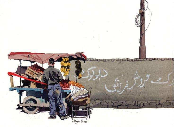 Matthew Cook #Illustration
