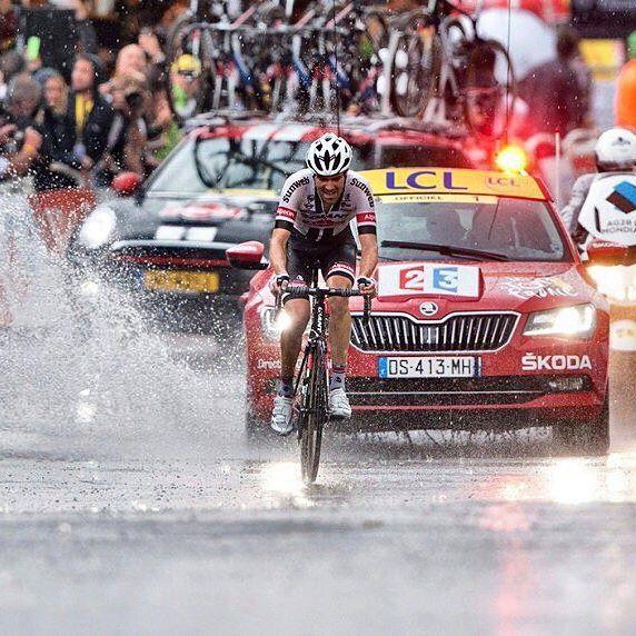 Tour de France 2016 Stage 9 Tom Dumoulin