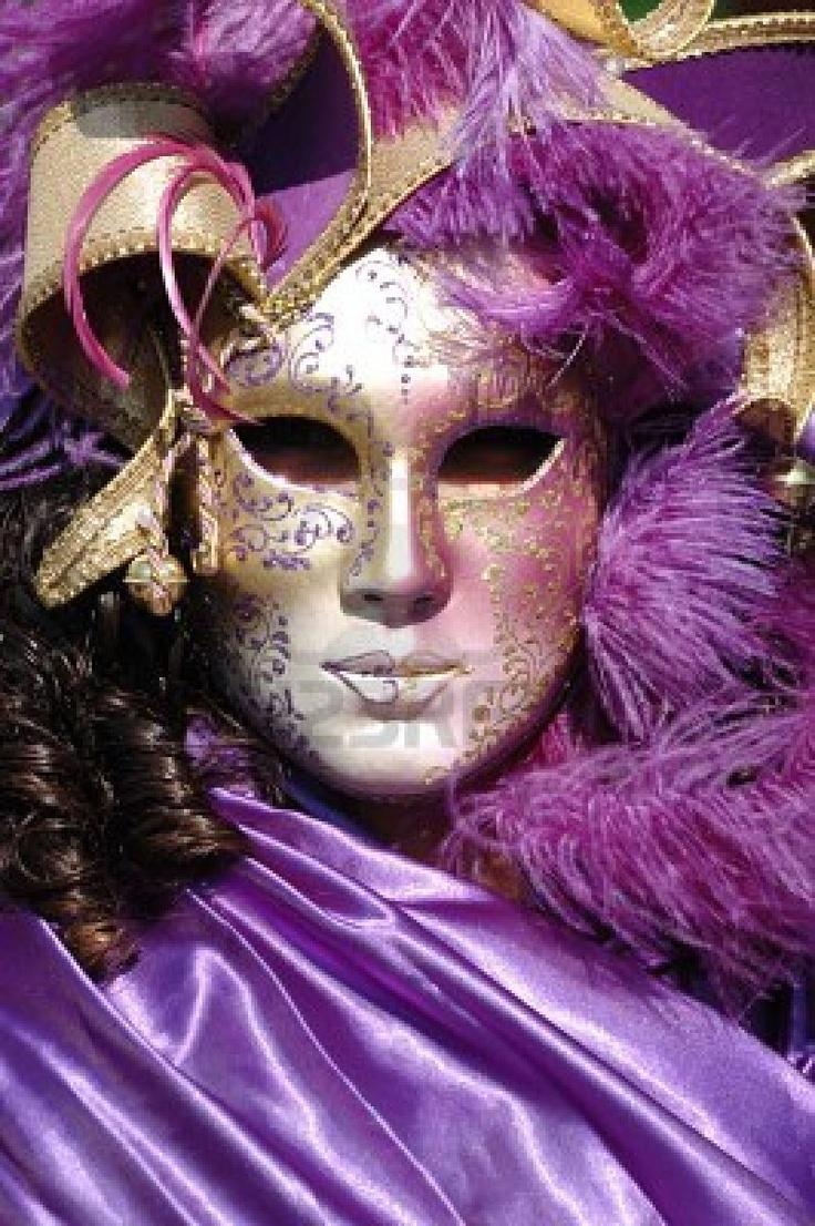 Ik hou er zo van...... Venetiaanse maskers!!!!