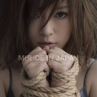 Ayus Marionette: M(A)DE IN JAPAN Cover