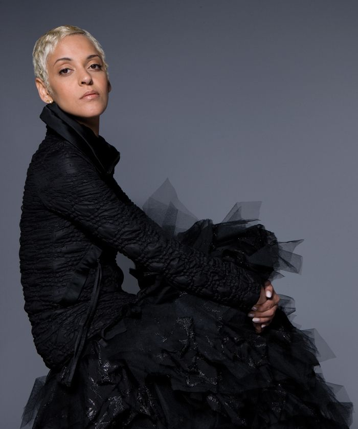 Fado singer: Mariza