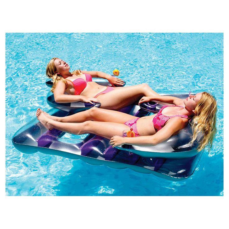 Swimline Double Pool Lounge Chair