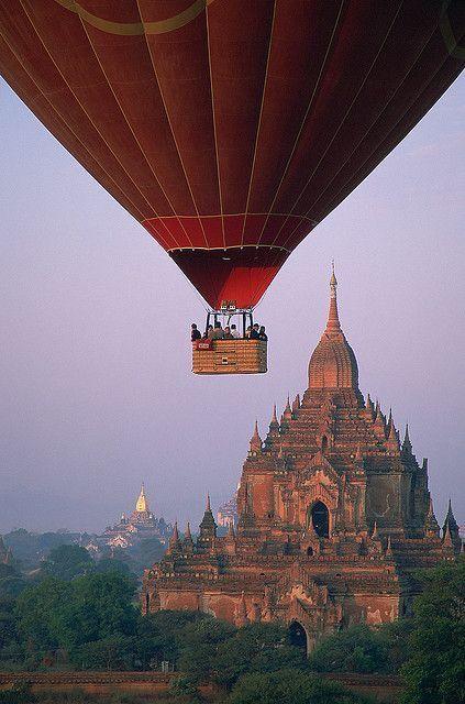 Bagan, Myanmar - by Paula Kingbouchard | WELL TRAVELED in 2019