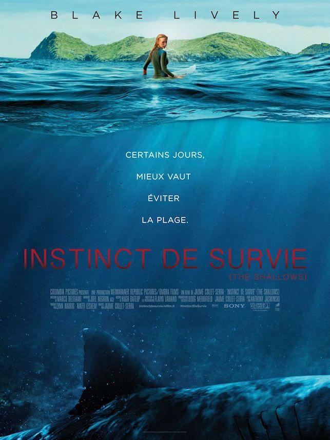 Un troisième trailer plein de suspense pour Instinct de Survie (The Shallows) avec Blake Lively
