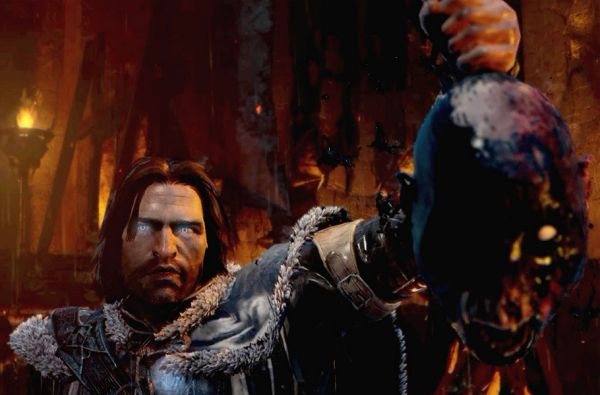 Middle Earth Shadow of Mordor gameplay video reveal