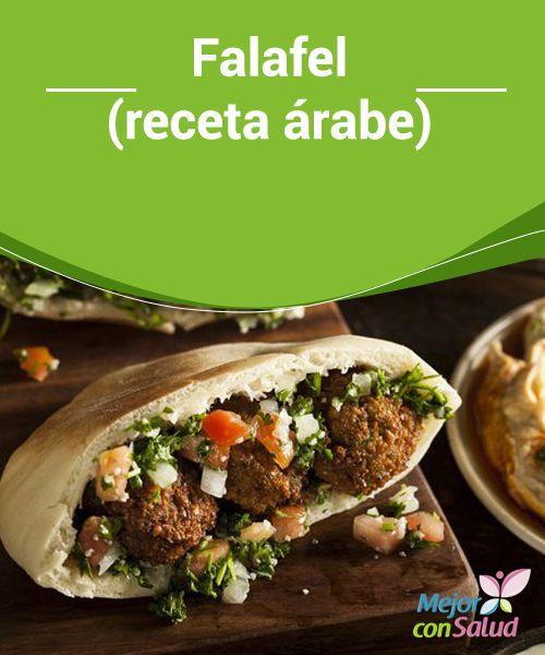 #Falafel (receta árabe)   El falafel es una de las preparaciones más consumidas en los países árabes y un plato emblema en el resto del planeta, en cuando a #Gastronomía se refiere. #Recetas