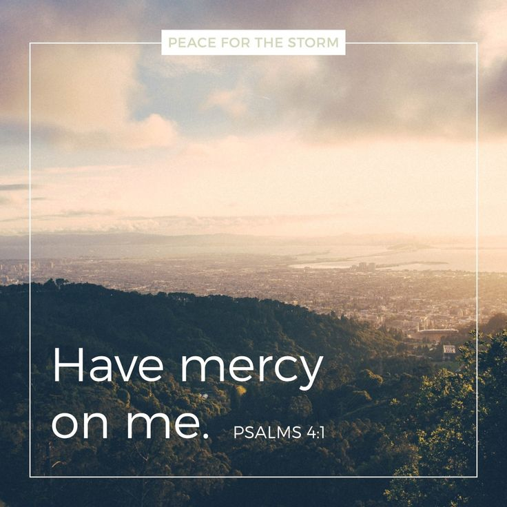 """Jesus promises to hear our prayers and to be with us in times of trouble and distress. Bring your petitions before Him today - He is faithful! """"Hear me when I call, O God of my righteousness! You have relieved me in my distress. Have mercy on me, and hear my prayer."""" Psalms 4:1 (NKJV)"""