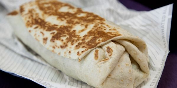 Taco Bell Is Adding a Burrito Wrapped In a Quesadilla To theMenu ...