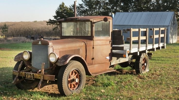 Speedy Delivery: 1929 REO FD Master Speed Wagon - http://barnfinds.com/79914-2/