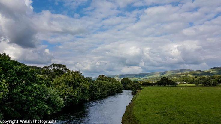 Afon Dyfi,nr Cemmaes road,Machynlleth,Powys,Wales. #river #wales