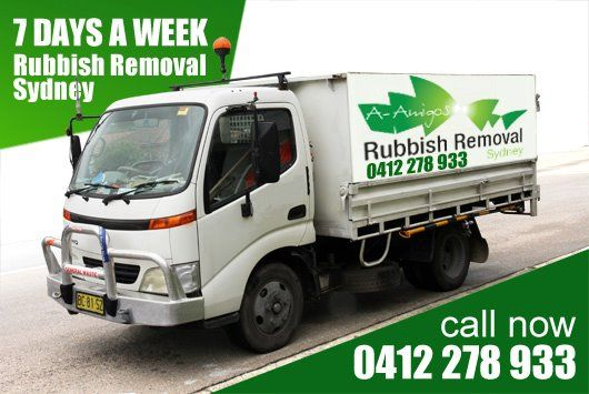 http://www.rubbishsydney.com.au/ A -Amigos Rubbish Removal Sydney is a team of highly dedicated cleaners, engaged in offering reliable rubbish collection and furniture disposal in Sydney for 7 days and 24 hours a week. We believe in exceeding the expectation of our clients through our exceptional services. Address:11 Winston Avenue Earlwood NSW 2206 AU.  Phone No:- 0412278933