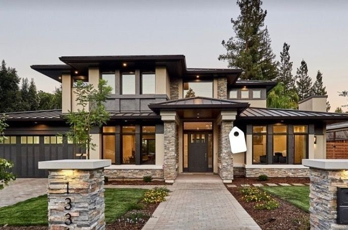 34 Modern Style House Design Ideas Inspiration Pictures To Inspire You 29 House Architecture Design House Exterior House Designs Exterior