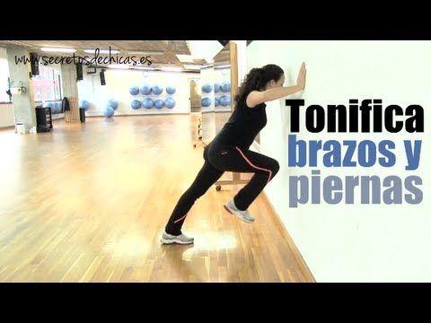 Los consejos de Patry Jordán: ¡ejercicios para piernas y brazos! http:/