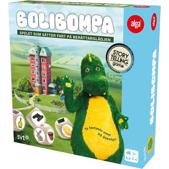 Köp Alga, Bolibompa Storytelling game (Sv) hos Storochliten.se - Roligt sedan 1975! Stort sortiment, snabba leveranser och personlig service.