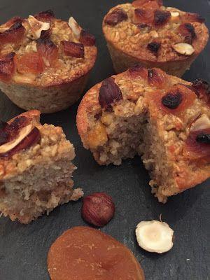 A' Mag' Table: Muffins aux flocons d'avoine