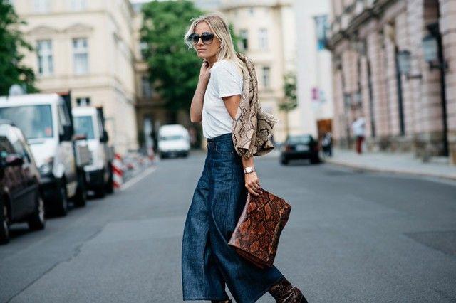Berlin Fashion Week 2016 Sokak Modası