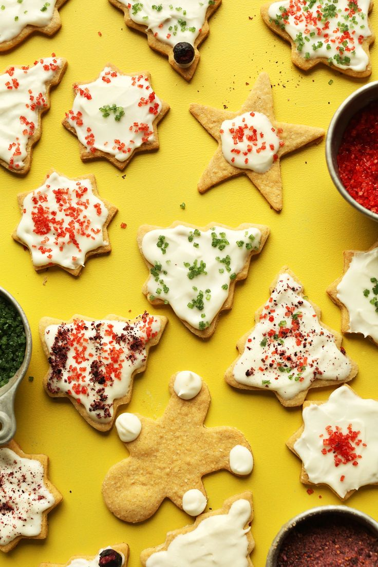 how to make easy sugar cookies without butter