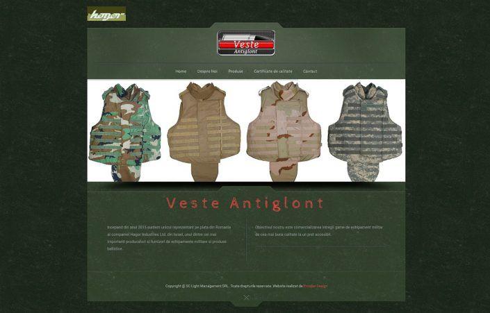 Prosperdesign Creare Site Echipament Militar by ProsperDesignWeb.deviantart.com on @DeviantArt